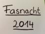 Fasnacht 2014